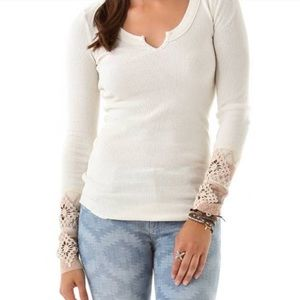 Free People | Kombucha Cuff Thermal Top